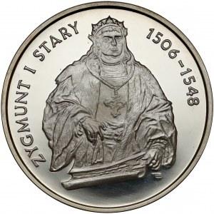 200.000 złotych 1994 Zygmunt I Stary - półpostać