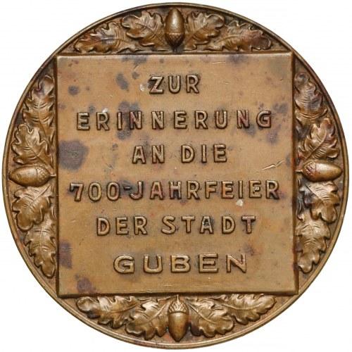 Gubin, Medal za wybitne osiągnięcia 1935 r.