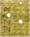 PEWEX 5 centów 1960 - WZÓR - numeracja bieżąca