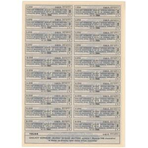 Zakłady Górnicze SILESIA, Em.1, 10 zł 1928