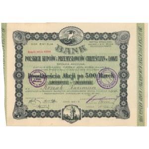 Bank Polskich Kupców i..., Em.3, 20x 500 mkp