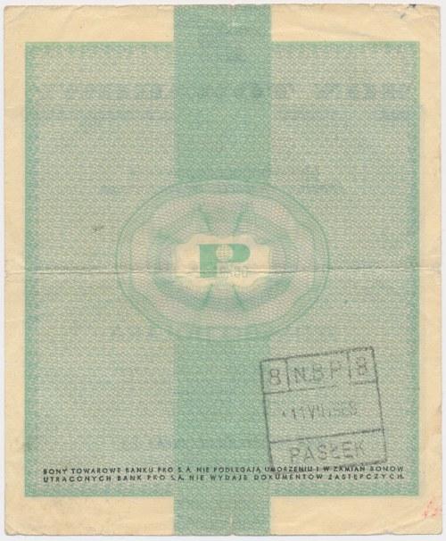 PEWEX 1 dolar 1960 - Cd