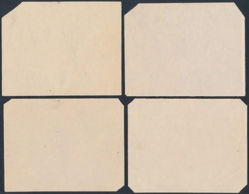 Santomischel (Zaniemyśl), 1/2 - 3 mk 1914 (4szt)