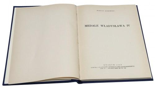 Medale Władysława IV, M. Gumowski - ex. Kałkowski