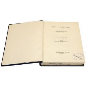 Catalogue of Greek Coins - Peloponnesus, P. Gardner 1963