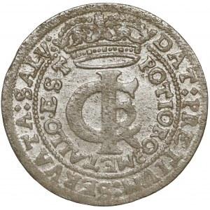 Jan II Kazimierz, Tymf Kraków 1665 AT - inne korony