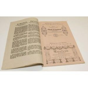 Austria, Formular 500 & 1000 Gulden 1831