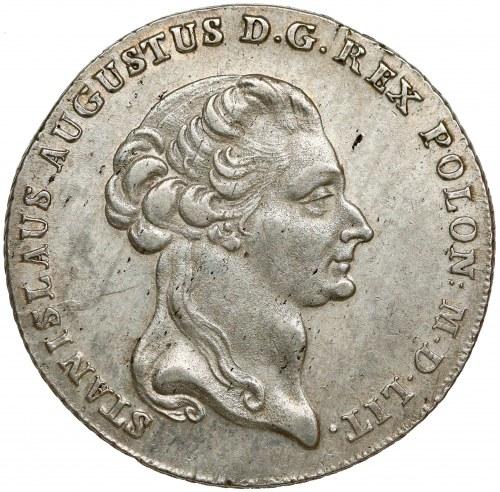 Poniatowski, Talar 6-złotowy 1795