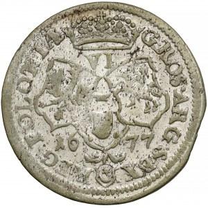 Jan III Sobieski, Szóstak Bydgoszcz 1677