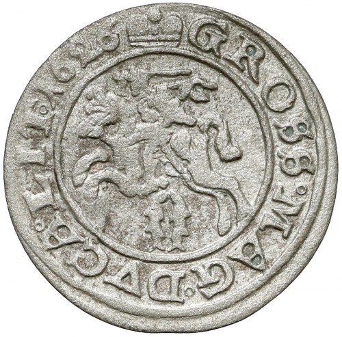 Zygmunt III Waza, Grosz Wilno 1626 - Pogoń z pochwą - rzadkość