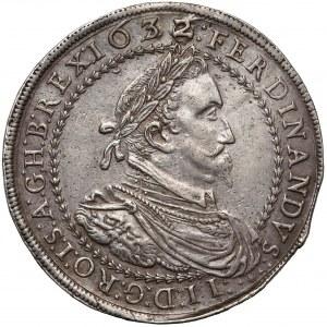 Austria, Ferdynand II, Dwutalar Graz 1632 (przebitka z 1626)