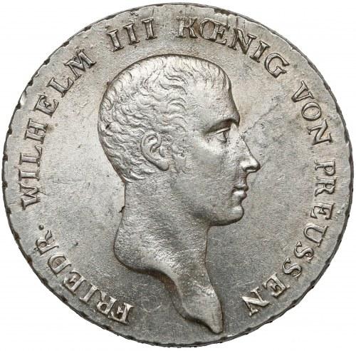 Niemcy, Prusy, Fryderyk Wilhelm III, Talar 1814-A