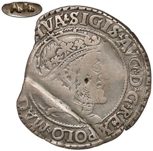 Zygmunt II August, Szóstak Wilno 1547 - pierwszy - RZADKOŚĆ