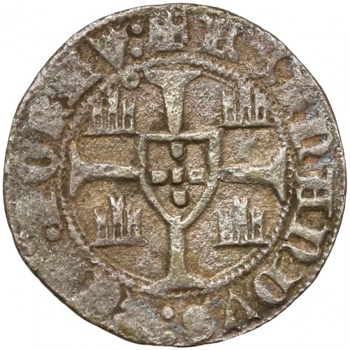 Portugal, Ferdinand I, 1/2 Barbuda