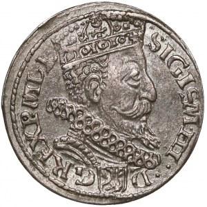 Zygmunt III Waza, Trojak Kraków 1606