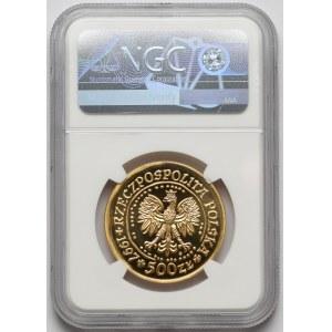 Orzeł Bielik 500 złotych 1997