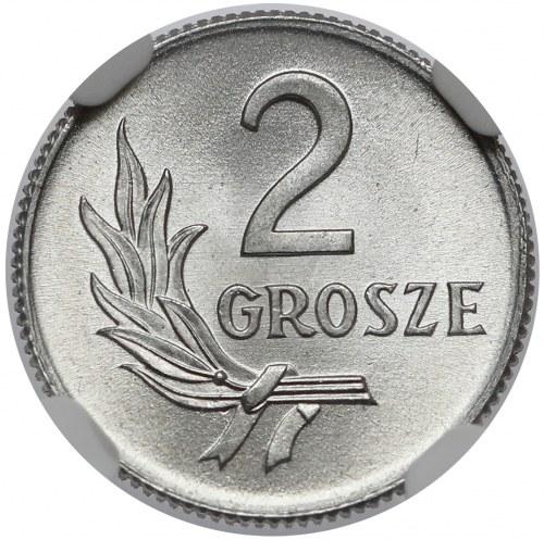 2 grosze 1949 - wyśmienite