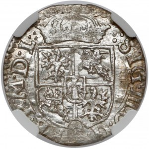 Zygmunt III Waza, Półtorak Wilno 1620 - menniczy - rzadkość