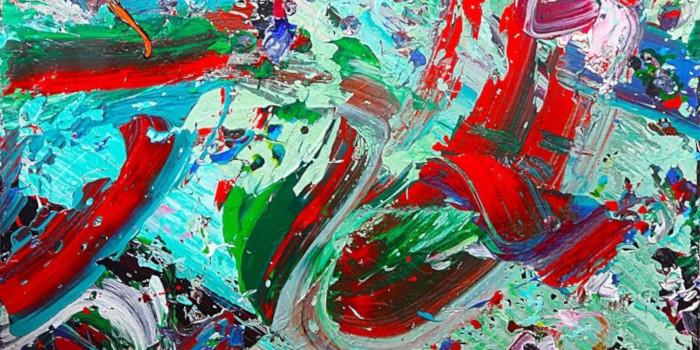 Sztuka we wnętrzu
